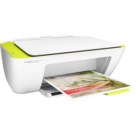 Como Instalar Impresora Hp Deskjet Ink Advantage 2136 Impresora