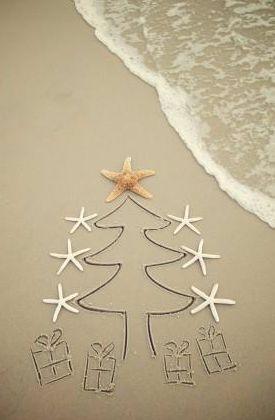 PIER 1 Yule Tides Starfish COASTAL NAUTICAL CHRISTMAS 4Th July Garland 6/' NEW
