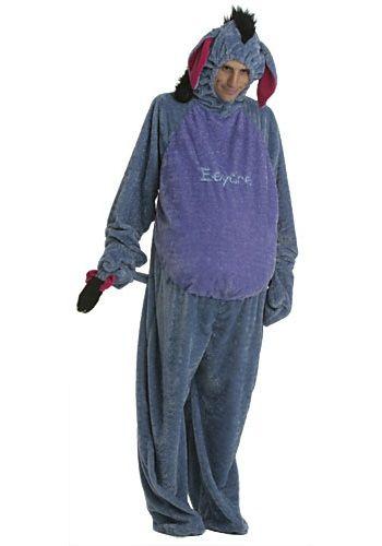 Adult eeyore costume