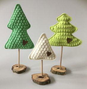 5 små julehæklerier, du kan nå inden juleaften - glædelig jul