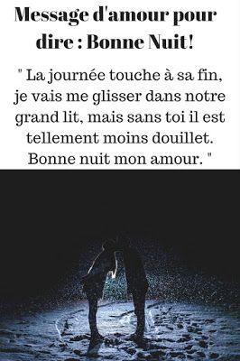 Sms D Amour Et Messages Droles Sms D Amour Pour Dire Bonne Nuit Dire Bonne Nuit Sms Amour Bonne Nuit Mon Amour