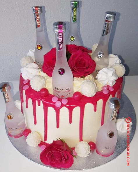 86 Cakes Alcohol Ideas In 2021 Cupcake Cakes Cake Cake Decorating