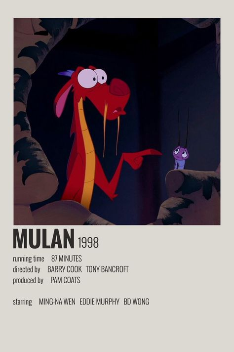 Mulan by Maja