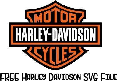 Free Harley Davidson Svg File Harley Davidson Wallpaper Harley Davidson Decals Harley Davidson Stickers