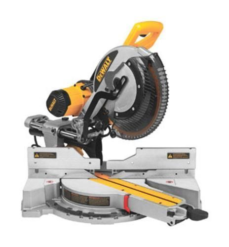 Dewalt Dws780 Double Bevel Compound Miter Saw 12 Amp 120 V Table Saw Vs Circular Saw Vs In 2020 Miter Saw Reviews Sliding Mitre Saw Sliding Compound Miter Saw