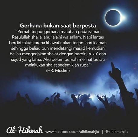 Kata Bijak Gerhana Bulan Islami Bijak Islam Dan Puisi Cinta