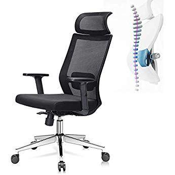 Ej Life Ergonomic Office Chair High Back Mesh Desk Chair