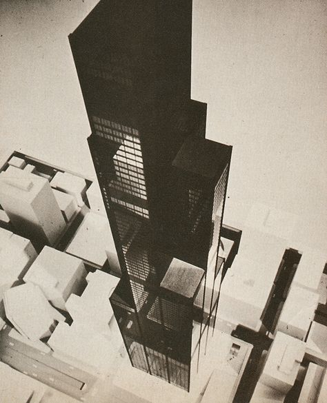 Skidmore Owings Merrill. Architectural Record. Oct 1972: 104