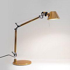 Artemide Tolomeo Micro Table Desk Lamp Lamp Decor