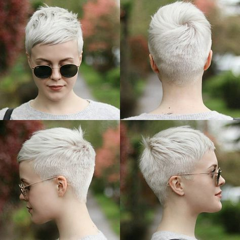 15 Adorable Short Haircuts for Women - The Chic Pixie Cuts - Hairstyles Weekly