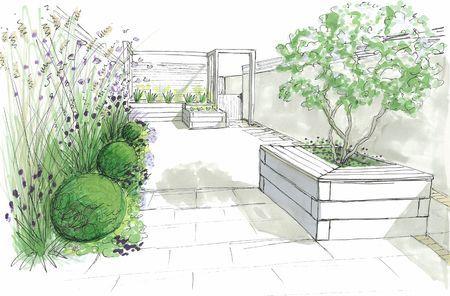 Picture Garden Landscape Design Garden Design Plans Landscape Design Drawings