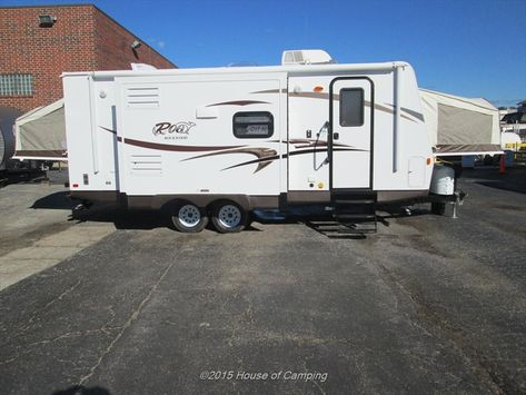 New 2015 Forest River Rockwood Roo 23ikss Roo For Sale By House Of