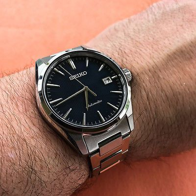 You are bidding on a SEIKO SARX045 Guys'S JDM Most effective WATCH Like New In…