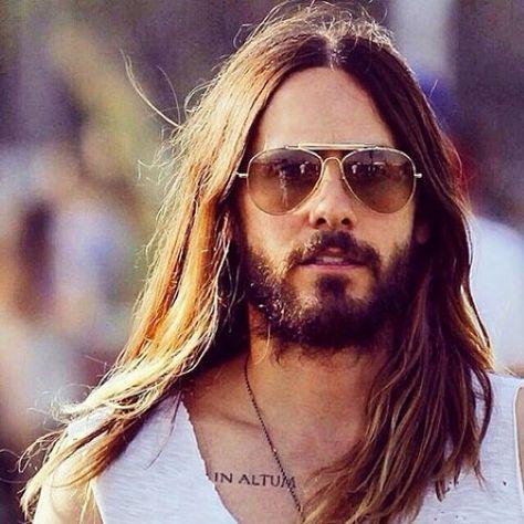 23 Besten Männer Lange Haare 2018 Männerfrisuren
