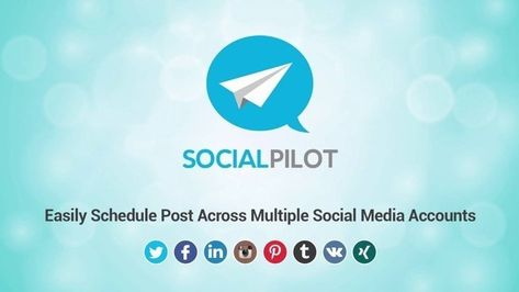 Social Media Management Tools To Grow Your Business with Sendible,Viraltag,Socialpilot And Agorapulse