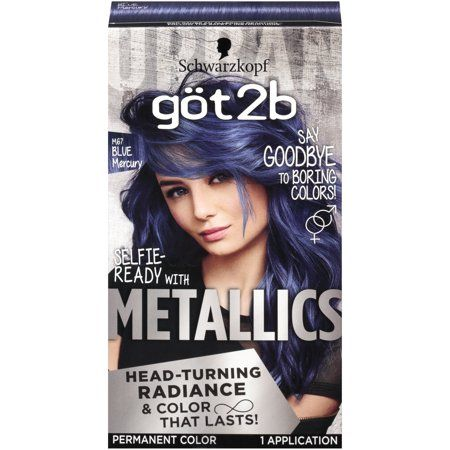 Beauty Permanent Hair Color Hair Color Hair Color Blue