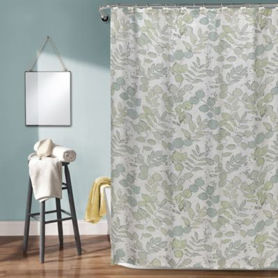 Creative Bath Springtime Shower Curtain In Sage In 2020 Curtains