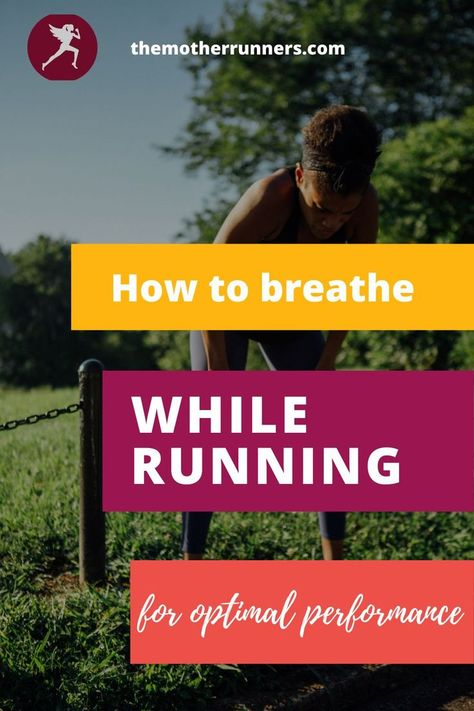 How you breathe can dramatically impact your running performance. Learn how to breathe to better fuel your body to run faster & make running easier. #runningforbeginners Nasal breathing. #runningtips