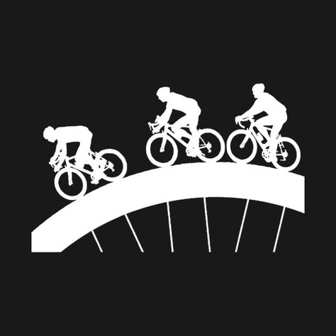 Check out this awesome 'ride+bicycle' design on @TeePublic!