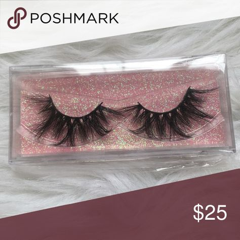 Genuine Mink Lashes💞 Genuine mink lashes. Brand new, still in original packaging.   These beautiful lashes are seriously to die for, I've never gotten so many compliments in my life! They're extremely light and fluffy, and so full!😍😍   definitely get what you pay for as these lashes are very high quality, soo easy to apply, and for how freaking voluminous they are, they're also sooo lightweight and easy on the eyes.   Hands down, my #1 fav lash evaaa🙌🏼💞🥇🥳 Sephora Makeup