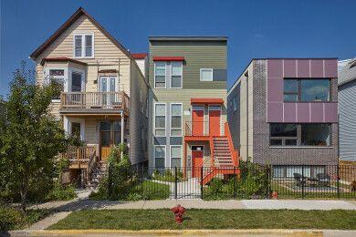 Iff Access Housing Landon Bone Baker Architects Media Photos And Videos Archello Architect Photo And Video Photo