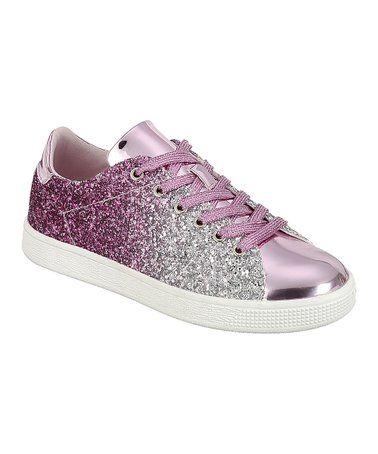 Glitter sneakers, Sneakers