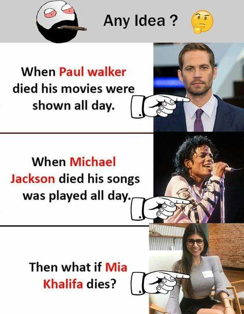 Funny Comics,Mia Khalifa