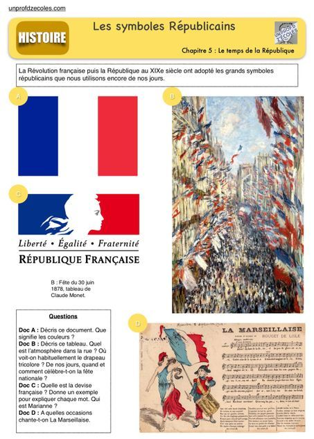 Cahier D Histoire Cm2 By Edouard Vincent Book Creator Teaching Resources Digital Book