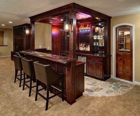 basement bars