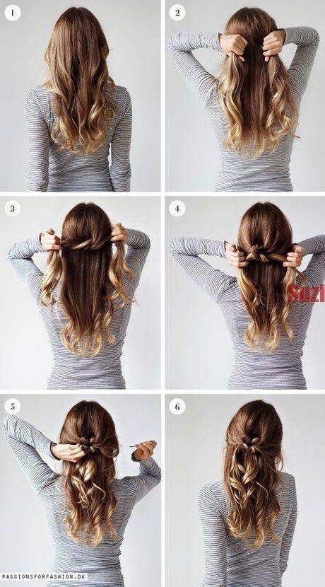 Suzi Hair Coiffures Simples Elegantes Check More At Http Every Suzi Site Suzi Hair Coiffure Long Hair Styles Hair Styles Long Hair Girl