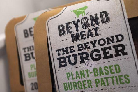 Quartalszahlen: Beyond Meat vervierfacht Umsatz – doch der Aktienkurs bricht ein
