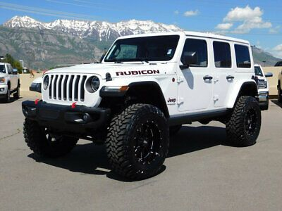 For Sale 2019 Jeep Wrangler Unlimited Rubicon Lifted Jeep Rubicon