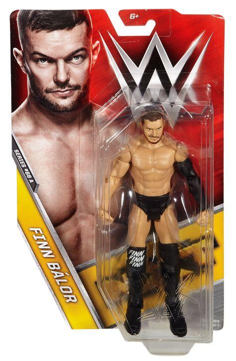 """WWE Mutants Demon Finn Balor Mattel Basic Series 7/"""" Wrestling Action Figure"""