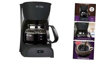 Mr Coffee Simple Brew Coffee Maker 4 Cup Coffee Machine Drip In 2020 Coffee Brewing Coffee Maker Coffee Machine