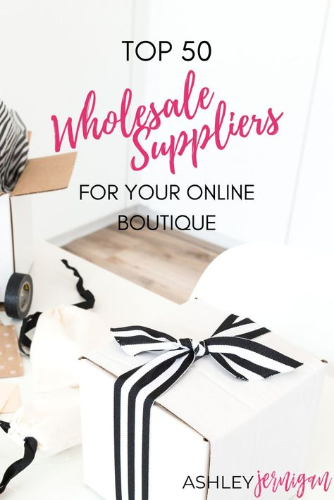 So you want to start your own online boutique? Online shopping continues to grow, and there has never been a better time to do it! Finding a reliable supplier for your online boutique can be difficult. There are many options to choose from when finding wh Boutique Names, Boutique Stores, Kids Boutique, Ladies Boutique, Boutique Design, Small Boutique Ideas, Boheme Boutique, Shop Name Ideas, Wholesale Boutique Clothing