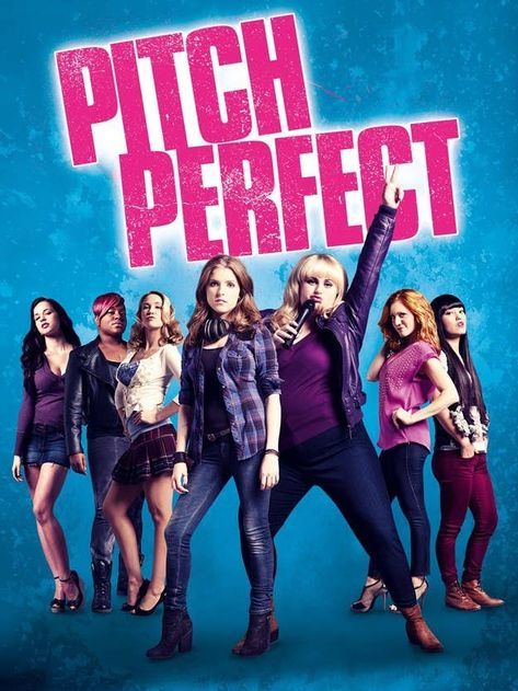 Pitch Perfect - Before The Bellas Anna Kendrick, Watch Pitch Perfect, Pitch Perfect 2012, Picth Perfect, Pitch Perfect Beca, Skylar Astin, Girly Movies, Good Movies, The Hit Girls