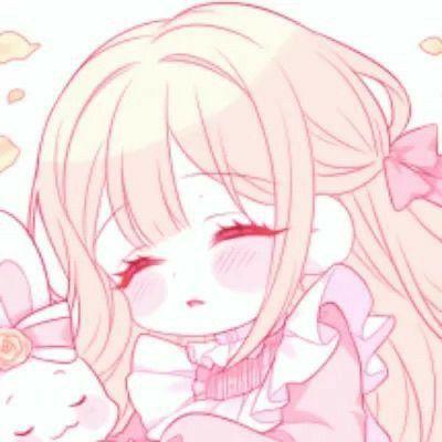 Pin By Virtuallgf Chloe On Pfps Pink Wallpaper Anime Cute Anime Chibi Cute Anime Character