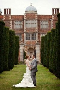 Doddington Hall Wedding Ceremony Lincolnshire