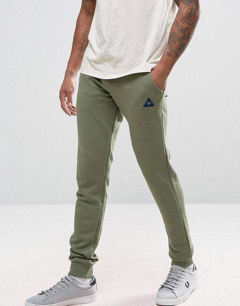 cheap price uk cheap sale meet Le Coq Sportif - Pantalon de jogging slim - Vert 1710394 ...