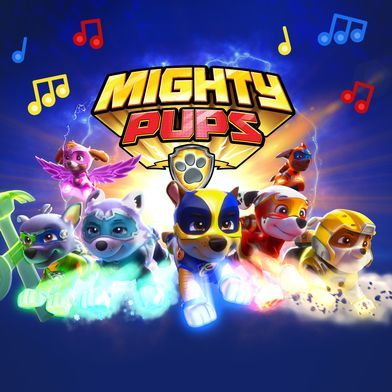PAW Patrol: Mighty Pups Theme Song | Krystal likes in 2019