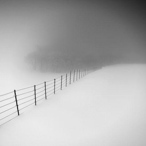 A Day in Snowy Land by Namdon Kim