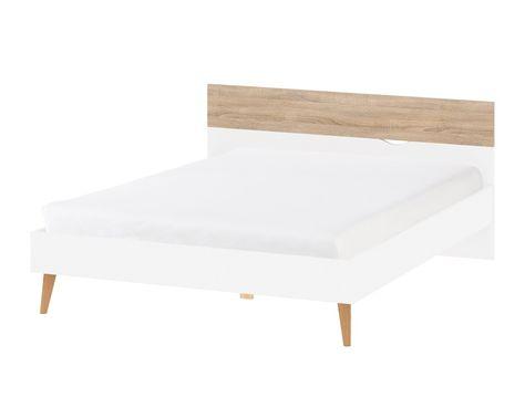 Bett Oslo (180x200, weiß) Oslo - dänisches bettenlager schlafzimmer