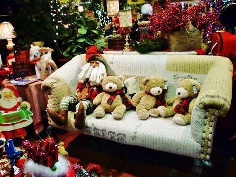 Cornelius Nursery At Christmas A Visual Wonderland Explore Houston With Peggy