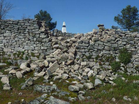 Associação alerta para degradação do património da antiga vila do Jarmelo, Guarda