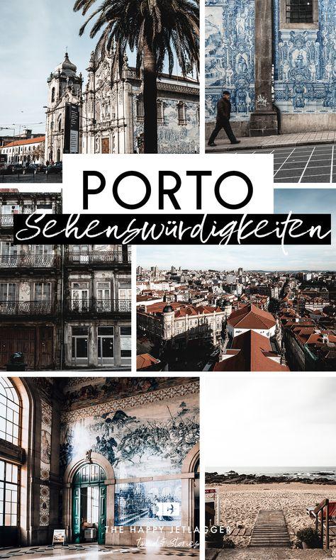 Porto Sehenswürdigkeiten & Tipps für die Stadt am Douro