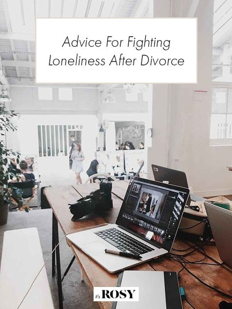 Tips for staying happy after divorce.