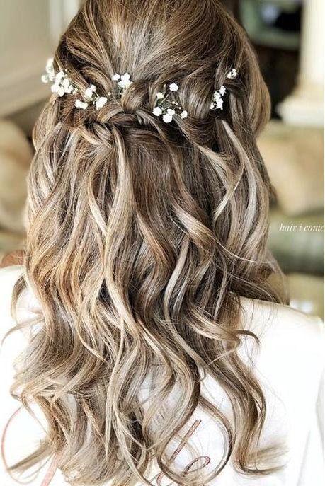 Rx 1901 Hochzeitsfrisuren Fur Langes Haar Braided Half Up Style Fur Haar Rx 1901 Hochz In 2020 Hochzeitsfrisuren Frisuren Hochzeitsfrisuren Fur Lange Haare