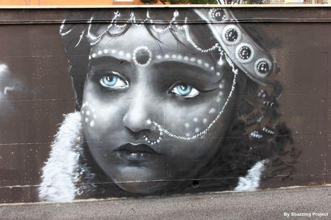 Murales bambini ~ Le emozioni dei bambini nei murales di neve roma repubblica