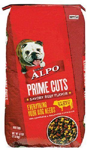 Purina 011132165239 Nestle Care Pro Alpo Prime Cuts Dry Pet Food