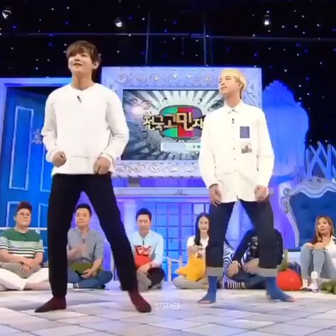 BTS on Hello Counsellor